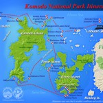 Komodo National Park itinerary
