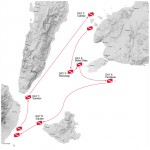 Atlantis Azores Bohol Safari itinerary map