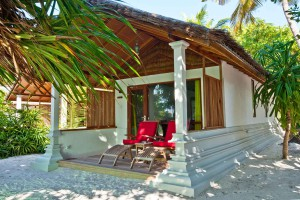 Reethi Deluxe Villa exterior