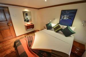 Carpe Diem Deluxe cabin