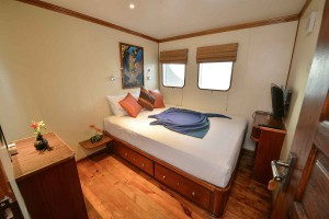 Carpe Diem Double cabin