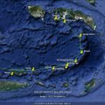 Banda Sea itinerary Ambon to Maumere