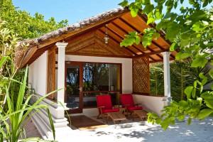 Reethi Villa exterior