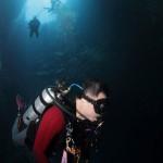 Blue Holes in Palau (Bonnie Jackson)