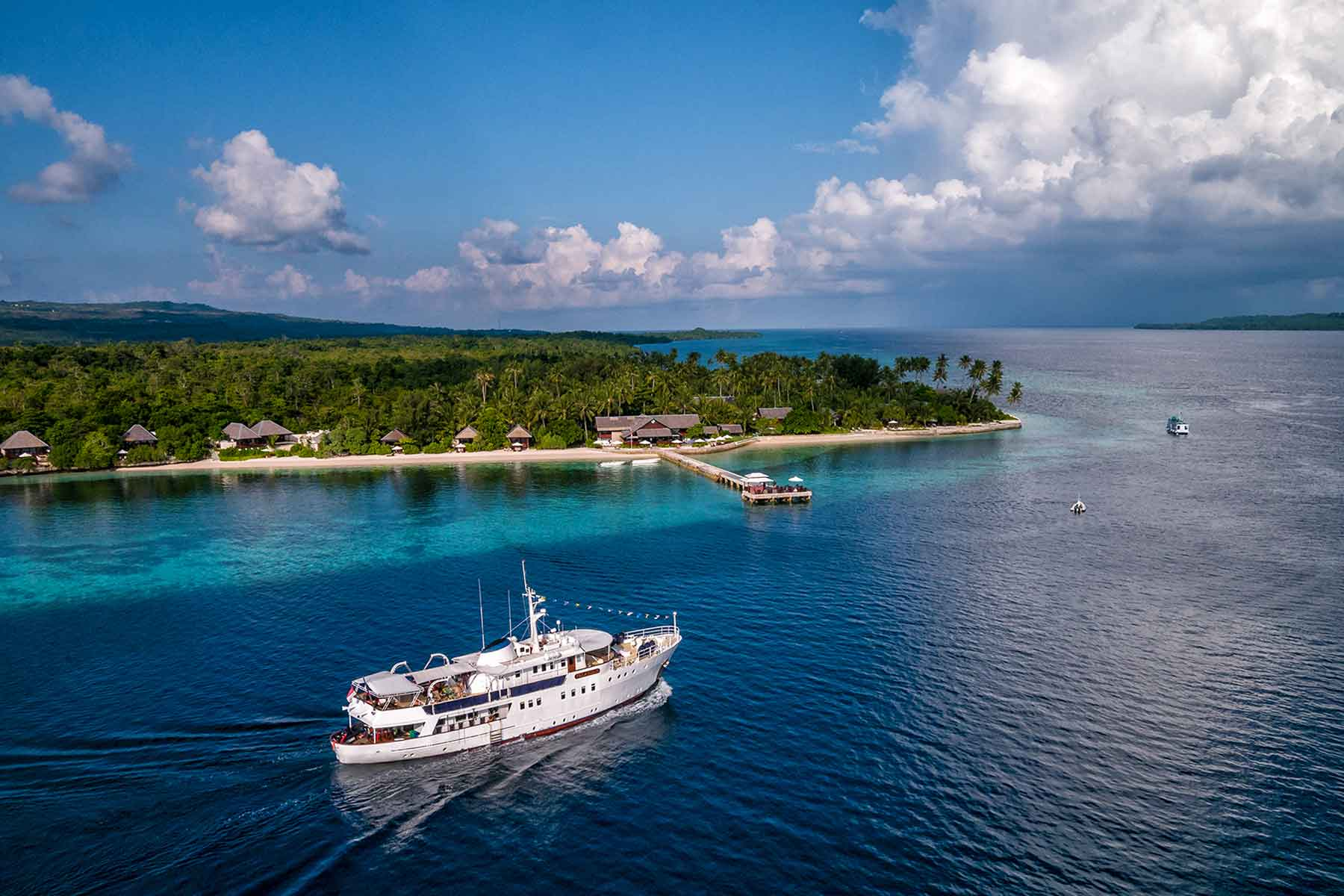 Wakatobi Indonesia Scuba Diving Holidays Equator Diving