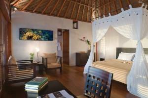 Wakatobi Villa interior