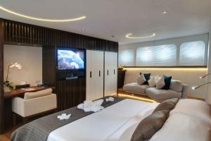 Pelagian Master suite