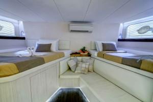 Pelagian Deluxe cabin