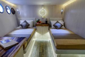 Pelagian Standard cabin