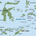 Pindito Biodiversity Cruise itinerary