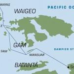 Pindito North Raja Ampat itinerary