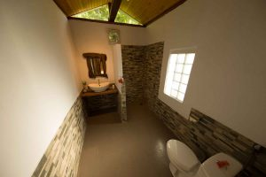 NAD Seaview Bungalow bathroom