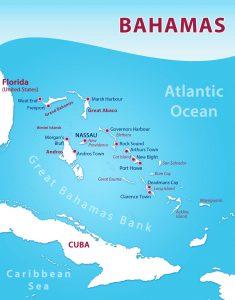 Bahamas Master map
