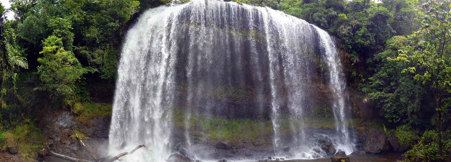Ngardmau Waterfall (Ben Jackson)