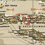 Arenui Komodo Focus itinerary map