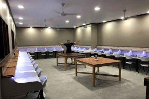 Camera Room at NAD Lembeh Resort